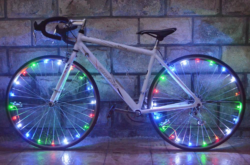 online kaufen gro handel fahrrad felgen lichter aus china. Black Bedroom Furniture Sets. Home Design Ideas