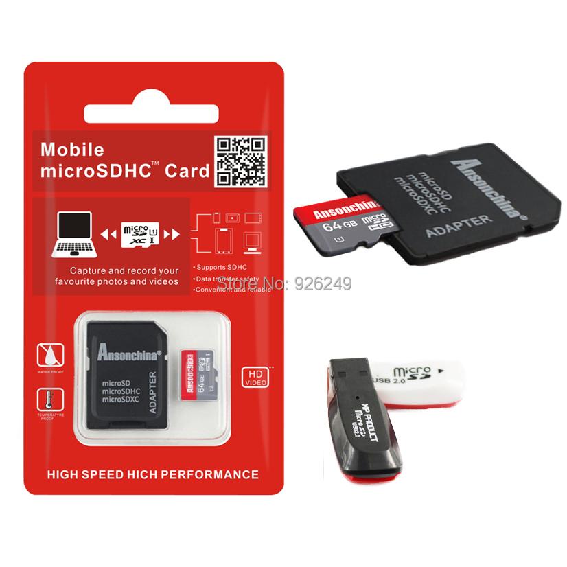 Cheap New Memory card 8GB 16GB 64GB 4gb 2GB Micro SD Card Real 32gb Class10 Memory Cards Flash ...