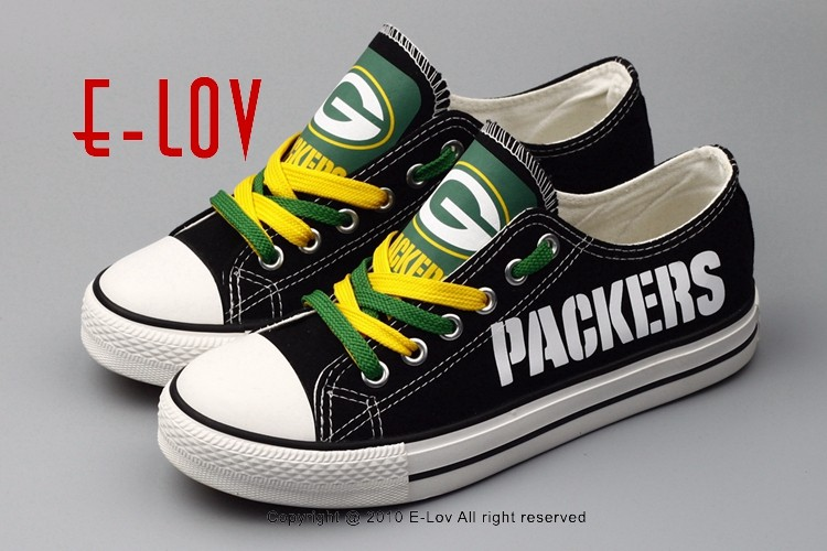 a8760a2e220 Wisconsin Super Bowl Printing Canvas Shoes Elite Aaron Rodgers MVP Champ  Fans Customize Painted Shoe Souvenirs. AENTION  D- T-D801H (10) T-D801H (2)  T-D801H ...