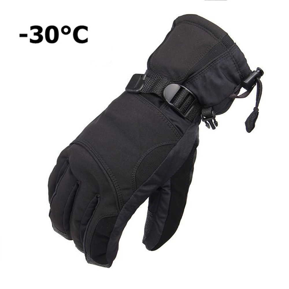 New Brand Men's Ski Gloves Snowboard Gloves Snowmobile