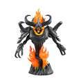 Dota 2 shadow fiend TINY figurines hero toy 2016 New Dota2 action figure Lucifer game doll
