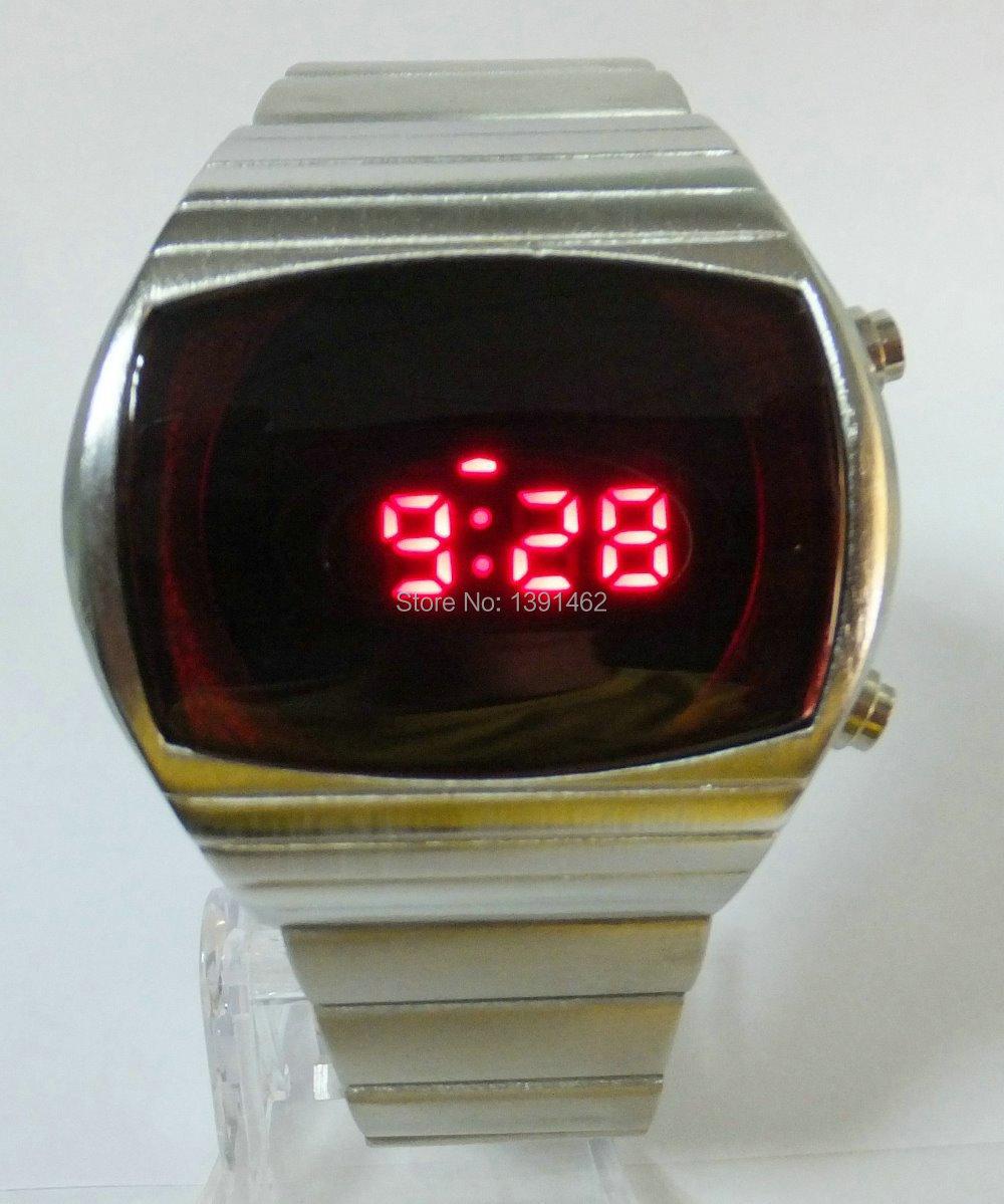 watch vintage led