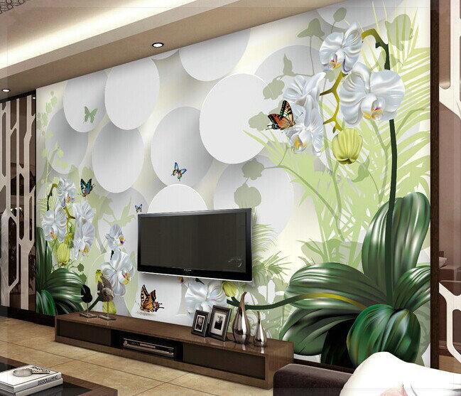 tapete 3d die neuesten innenarchitekturideen. Black Bedroom Furniture Sets. Home Design Ideas
