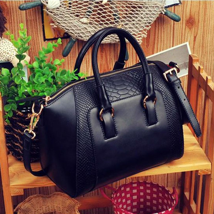 13c6f24c03 1PC Women Shoulder Bag Faux Leather Satchel Cross Body Tote Handbag  (without retail package). aeProduct.getSubject()