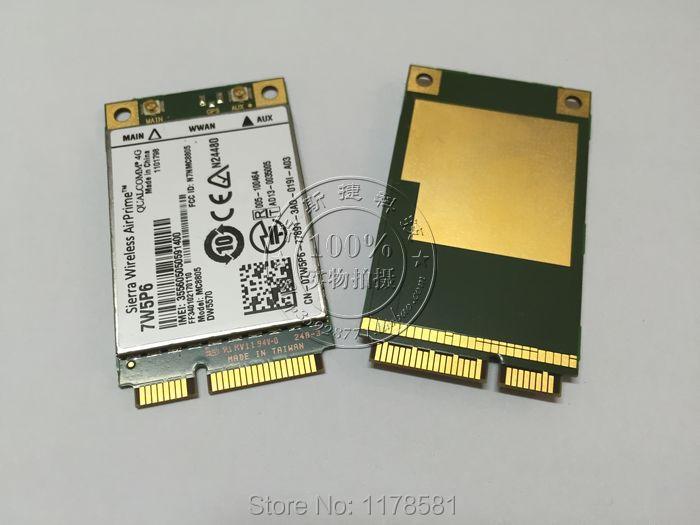 DW5570 07W5P6 Sierra MC8805 4G HSPA+ WWAN Broadband Mobile Card for E5440  E6440 E6540 E7240 E7440 M4800 M6800