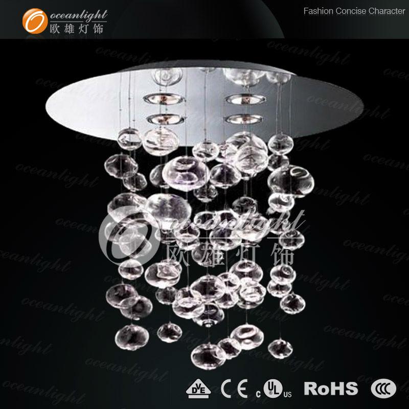lustre en verre de murano boule en verre lustre om029 100 lustre id du produit 500002997954. Black Bedroom Furniture Sets. Home Design Ideas
