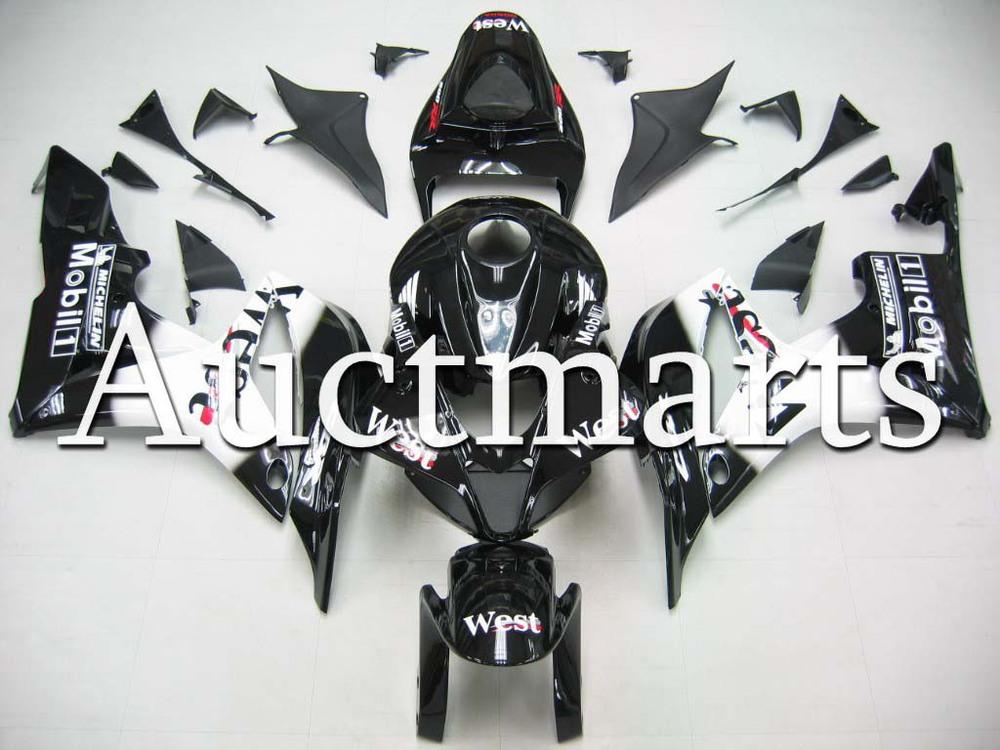 Для Honda CBR 600 RR 2007 2008 ABS пластик мотоциклов обтекателя Kit кузов CBR 600RR 07 08 CBR600RR CBR600 RR CB16