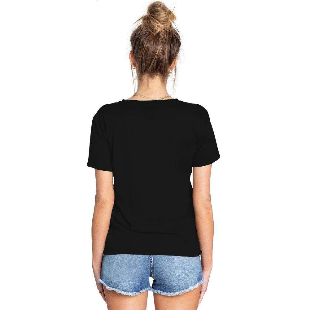 Женская Мужская космическая черная футболка с дырками Повседневные Дышащие топы aeProduct.getSubject()