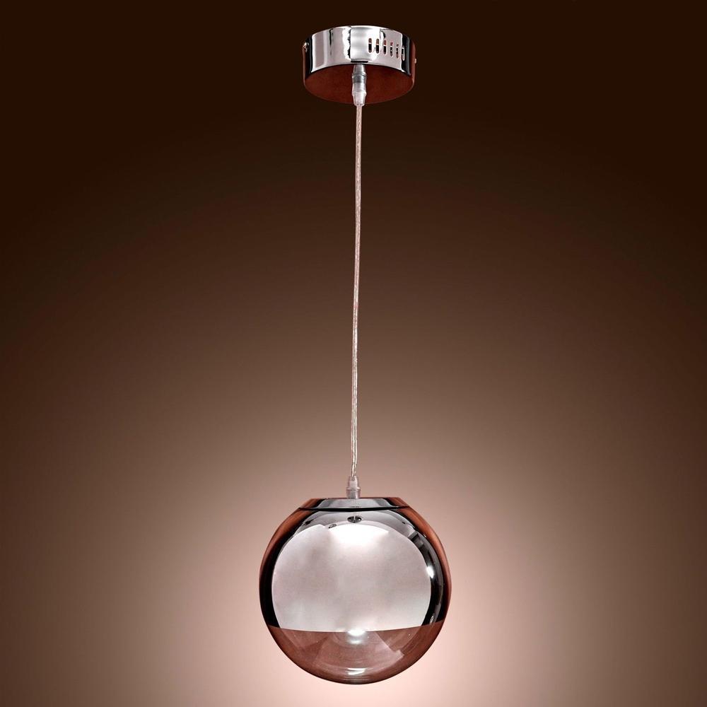 Pendant Light Shop In Malaysia: Aliexpress.com : Buy Modern Pendant Lights Mirror Glass