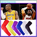 1PCS Elastic Gym Sport Basketball Arm Sleeve Elbow Support Pads Elbow Protector Guard Shooting Crashproof Honeycomb