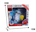 Hot Drone Big hero 6 toys RC Helicopter Helicoptero Kids toys Baymax toys Brinquedos flying Saucer
