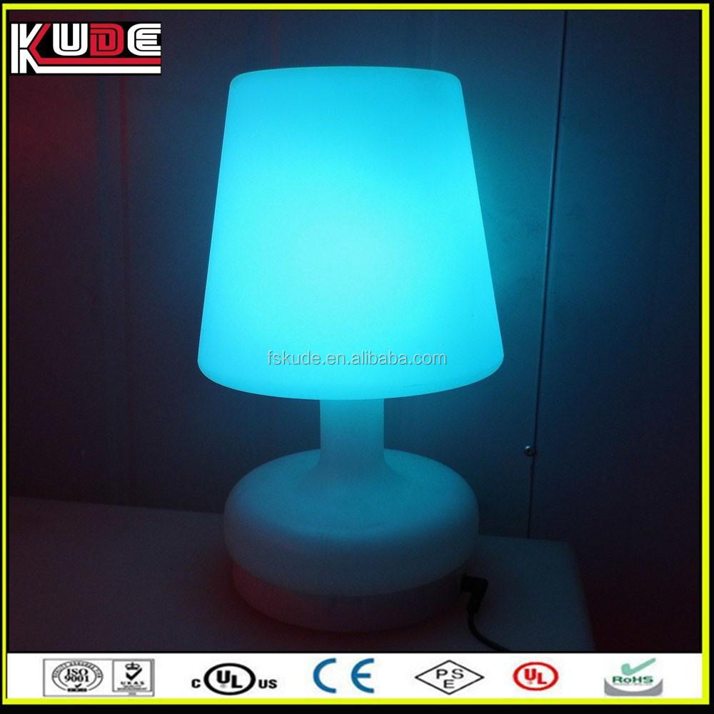 changement de couleur led lampe de chevet lampe de table de la chine lampes de tableau de led id. Black Bedroom Furniture Sets. Home Design Ideas