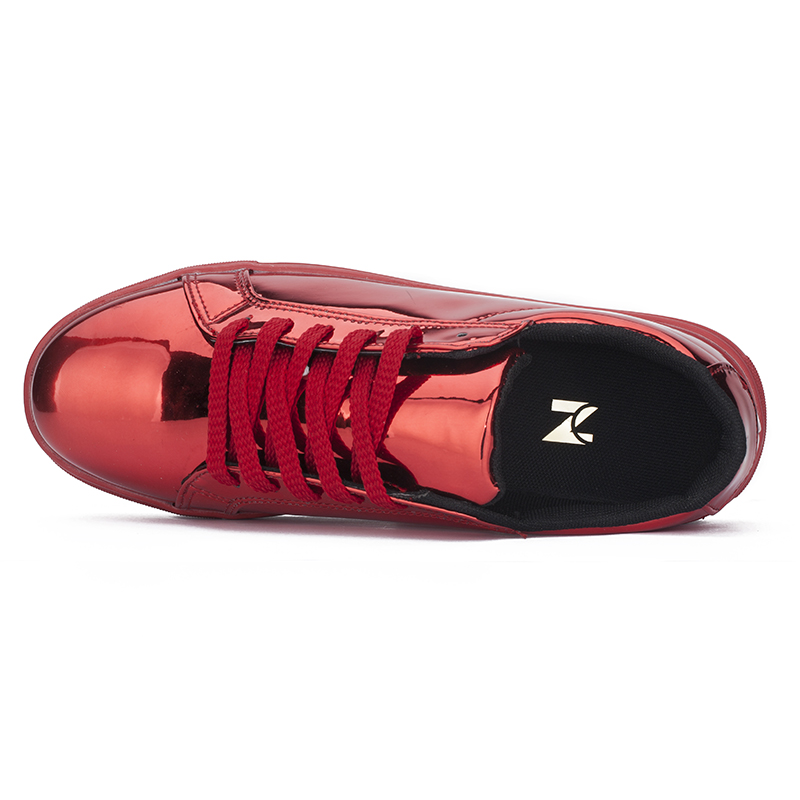 buy online 144c5 fdf17 Designer Superstar Famous Glossy Gold Casual Red Bottom ...