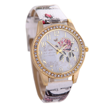 2015 New Brand Dress Casual Clock Female Relogio Watch Diamond Wristwatches Luxury Quartz Women Silicone Fashion Watches