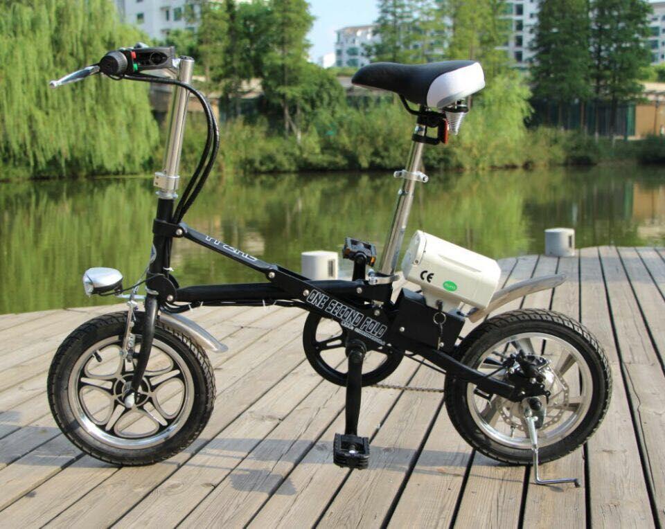 16 inch bikes e bike folding e bike folding electric bike mini bicycle foldable ebike. Black Bedroom Furniture Sets. Home Design Ideas