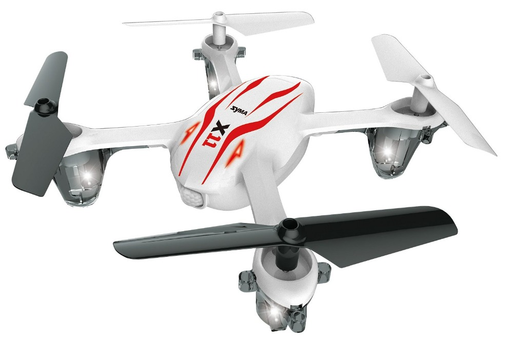 Free Shipping 2014 Syma X11 GYRO 2.4G 4CH 6-Axis Mini RC Helicopter Radio