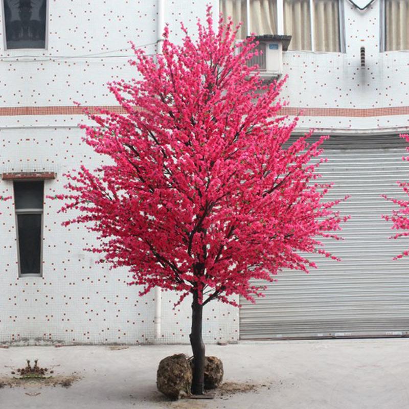 achetez en gros faux arbre de fleurs de cerisier en ligne des grossistes faux arbre de fleurs. Black Bedroom Furniture Sets. Home Design Ideas
