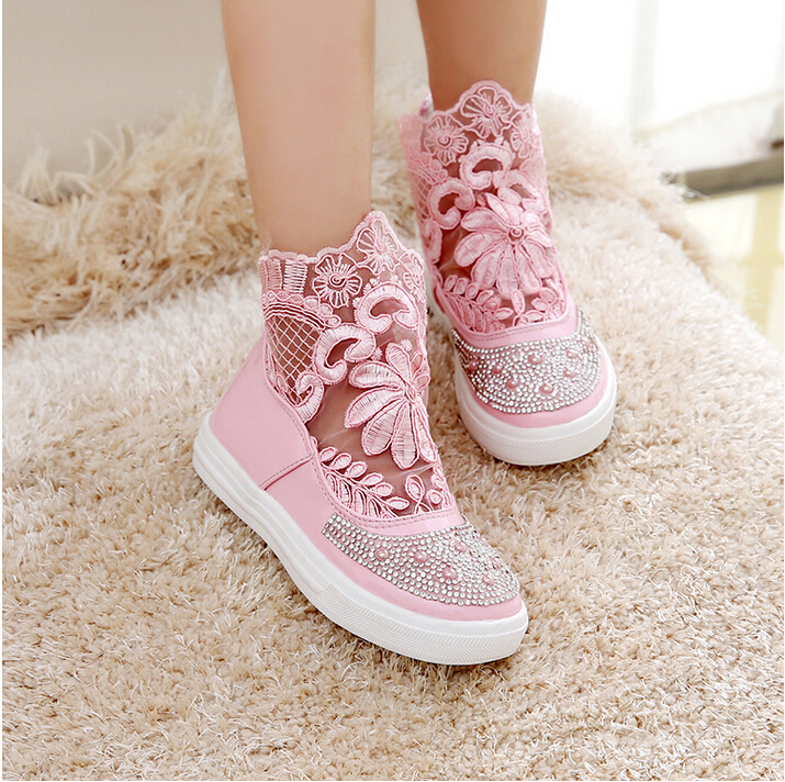 Girls Martin single boots 2016 children s s fashion summer style shoes for girls patent leather