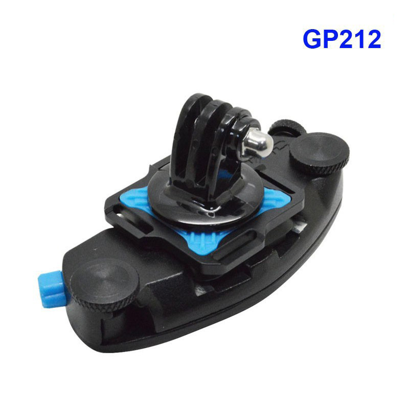 Free Shipping!!Gopro Accessories Camera Belt Mount CNC Aluminum Clip Mount With
