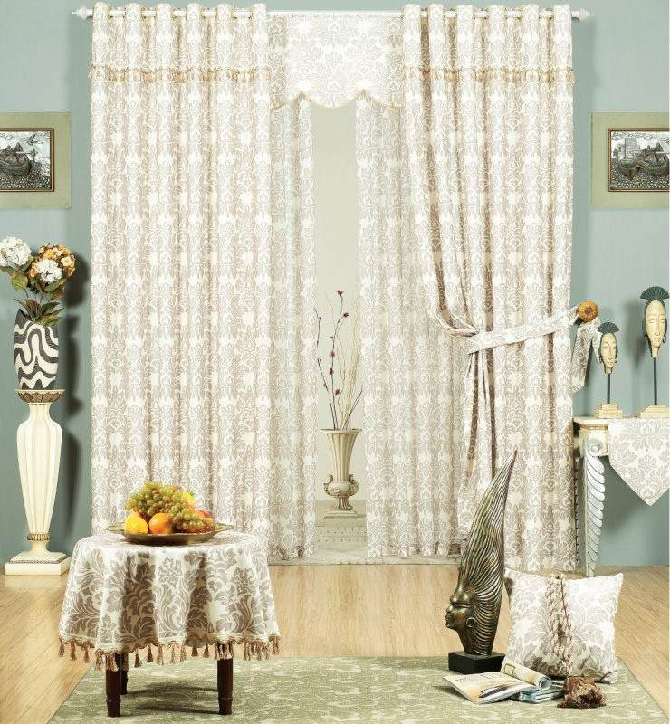 Metal Fabric Curtain Room Dividers Oval Window Curtains