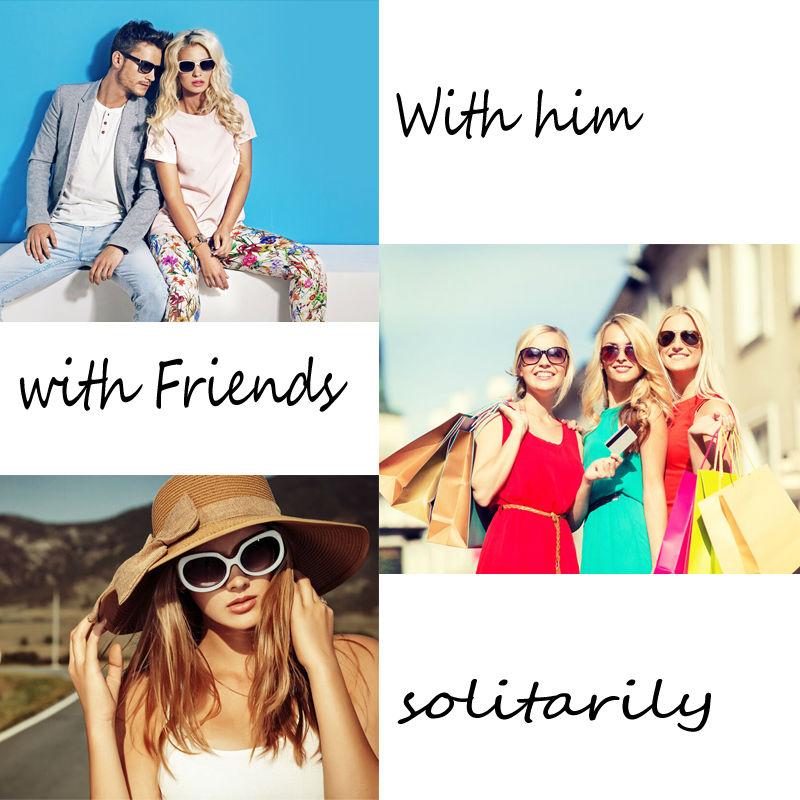 Wholesale-summer Style Cat Eye Sunglasses Points Women Vintage ... d21cc50252