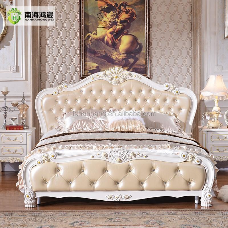 vasculaire c r bral or sculpt en bois nouveau mod le king size lit cadre lit en bois id de. Black Bedroom Furniture Sets. Home Design Ideas