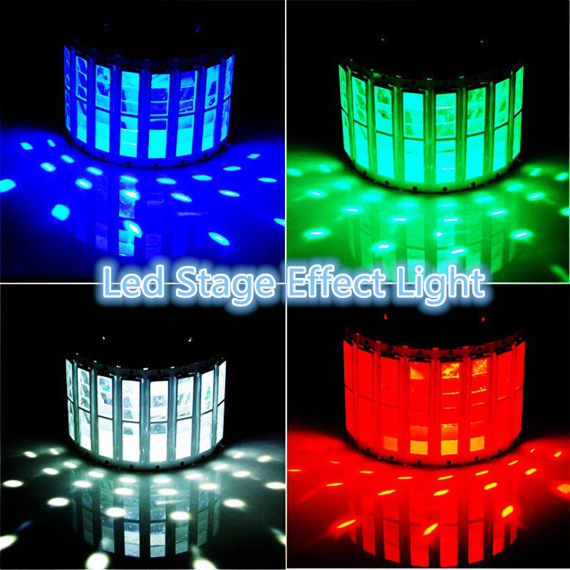 DISCO EQUIPMENT RGBW LED Stage Effect Light DJ Lighting ...