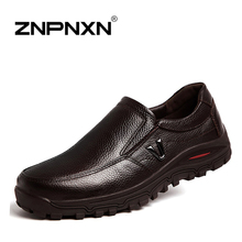 ROSAN Oxfords Shoes For Men Dress Shoes Lace Up Zapatos Fashion Flat Loafers Men Formal Shoes Size 38-48