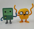 Adventure Time Funko POP Television BMO 52 Jake Action Vinyl Figure Model Collection Decoration Christmas Lovely