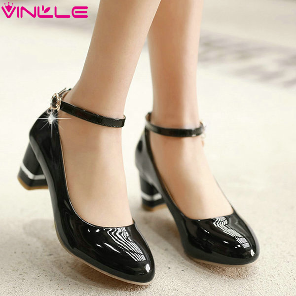 Low Heel Ankle Strap Dress Shoes Fs Heel