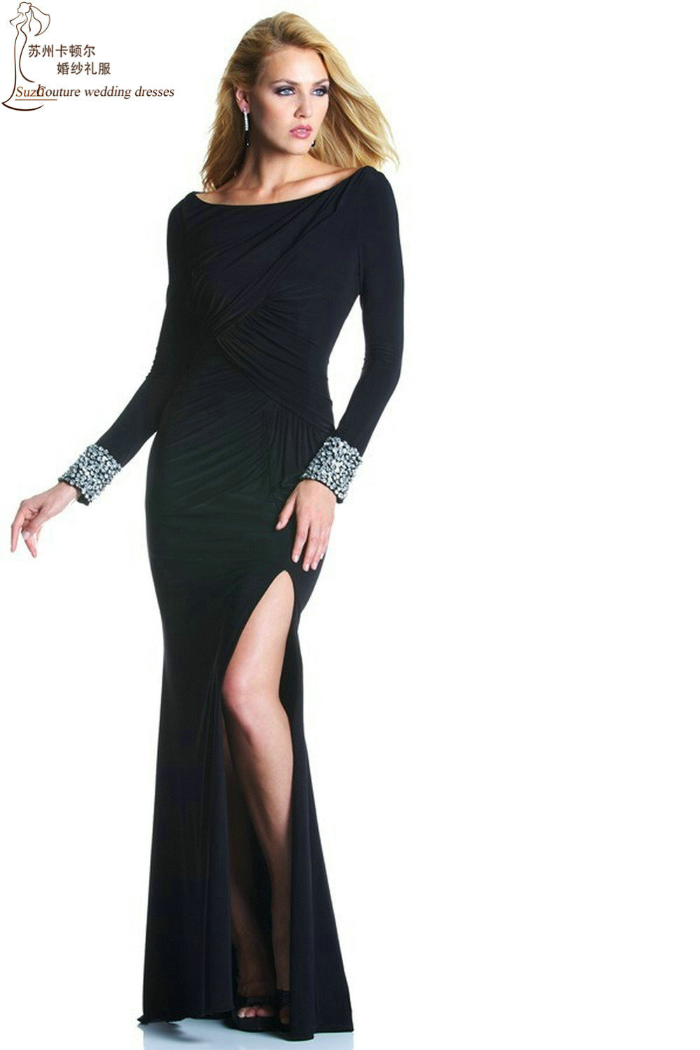 Buy long evening dresses online