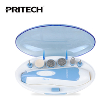PRITECH Brand  Manicure Pedicure System Set Nail Tools Mini Nail Polish Tool Carrier Portable Nail Instrument Free Shipping
