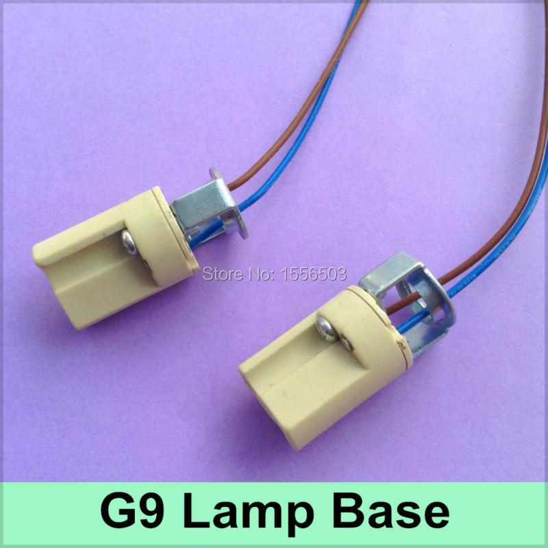 lampe g9 led. Black Bedroom Furniture Sets. Home Design Ideas