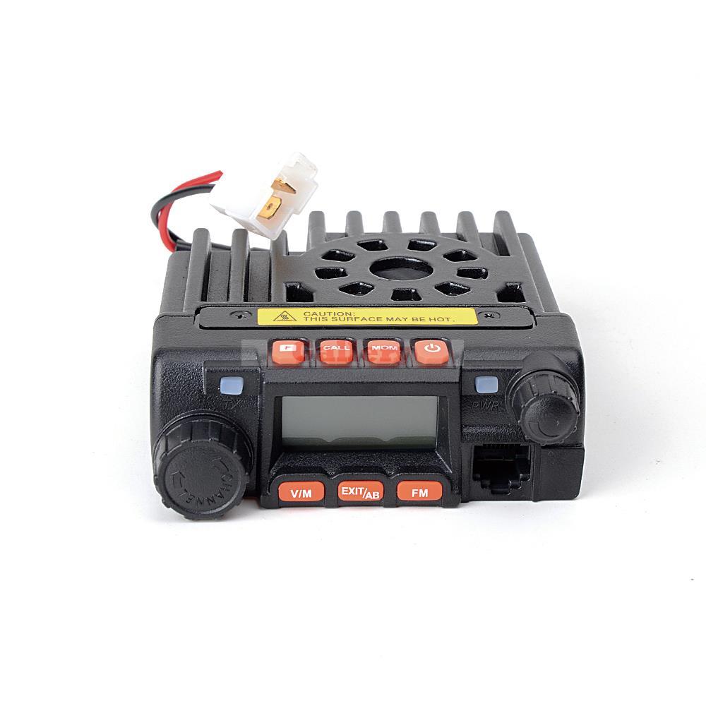 Новое поступление JT-6188 наименьший мини двухдиапазонный мобильный радио + желоба + кабель + антенна