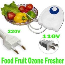 400mg/h 220V Food Ozone Generator Water Air Sterilizer Ozone Purifier Original Packing Free Shipping