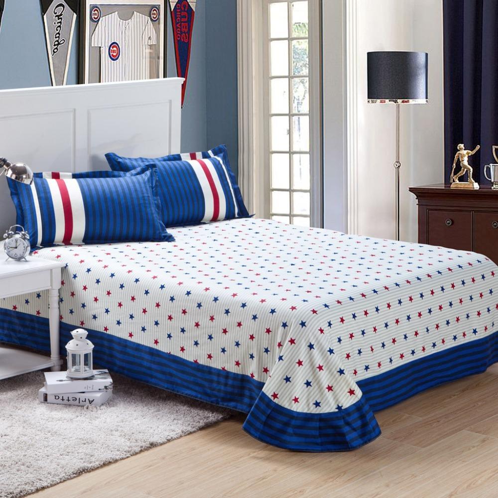 haute qualit 100 coton gyptien draps de lit simple solide linge de full reine roi taille. Black Bedroom Furniture Sets. Home Design Ideas
