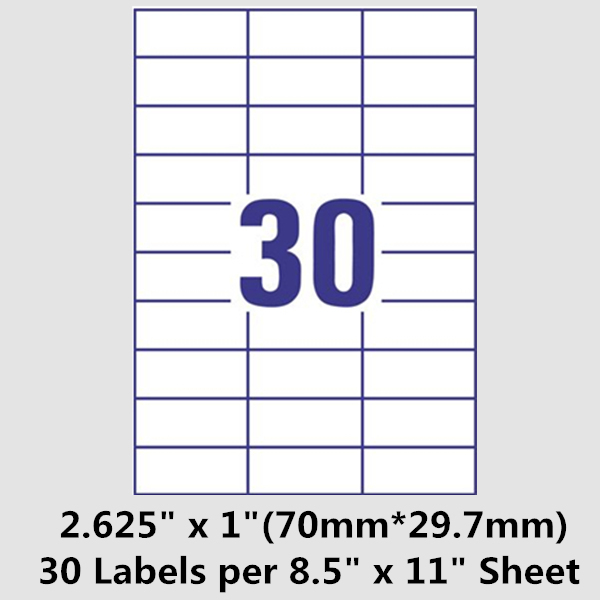 free template for labels 30 per sheet - free labels template 21 per sheet blogscrew