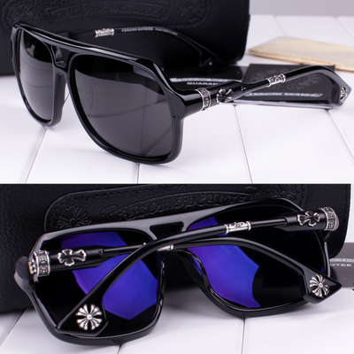 New 2016 Luxury Sunglasses Men Polarized Glasses Vintage Anti UV ... 7d7d03d9a726