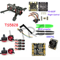 RC plane 250 Mm Carbon Fiber Mini Quadcopter Frame F3 Flight Controller emax RS2205 2300KV Motor
