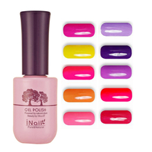 12pcs Inail Rose Aroma UV LED Gel Nail polish 15ml 78 colors for choice