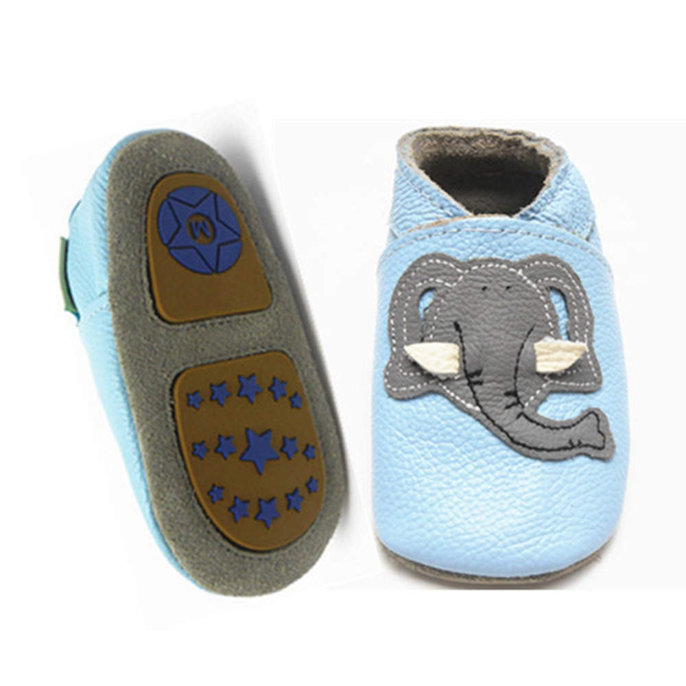 Hard Sole Baby Boy Shoes