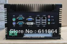 Embedded industrial computer ufo6366hi-985 high performance qm67 i7 dual ethernet port