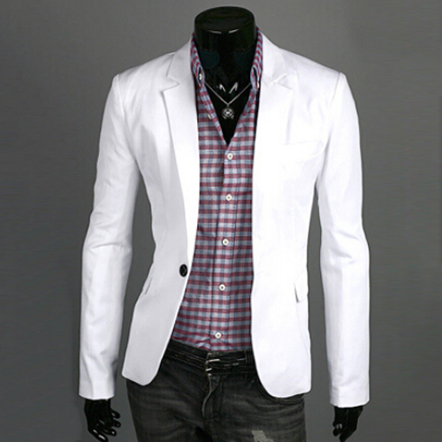7c3da7908e6d4 Search on Aliexpress.com by image. 2015 New Arrival Men Blazer Masculino  Formal Fashion Casual Suit Jacket Slim Fit Blazers Jackets 5 Colors Plus  Size BS025