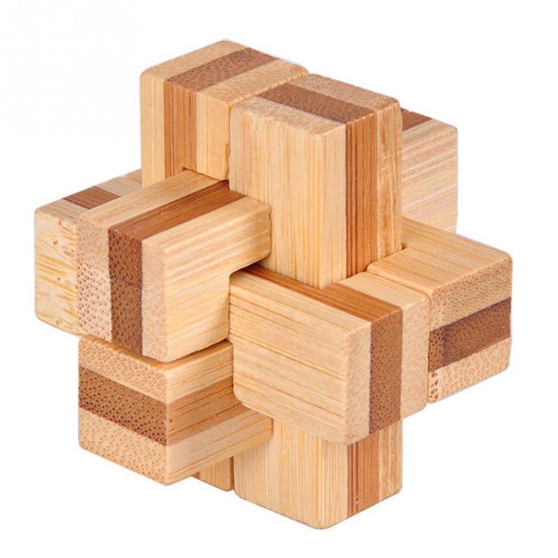 Online Buy Wholesale 3d Wooden Puzzle Brain Teaser Puzzles