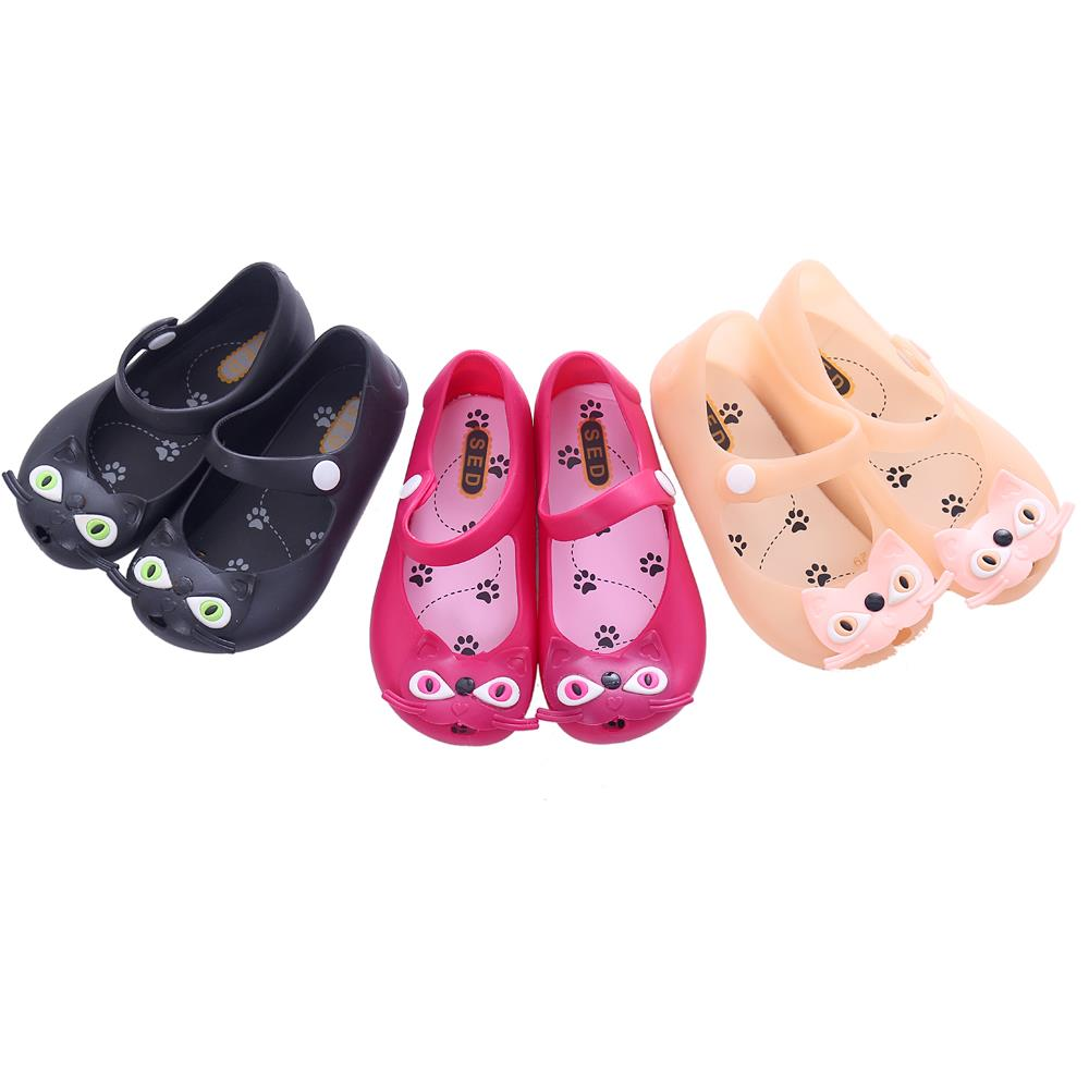 5357c5740b31 Mini melissa girl sandals hot sale new plain rain boot baby jpg 1000x1000  Skull baby shoes