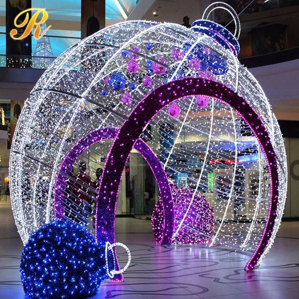 Outdoor Christmas Light Led Arch Decoration - Buy ...