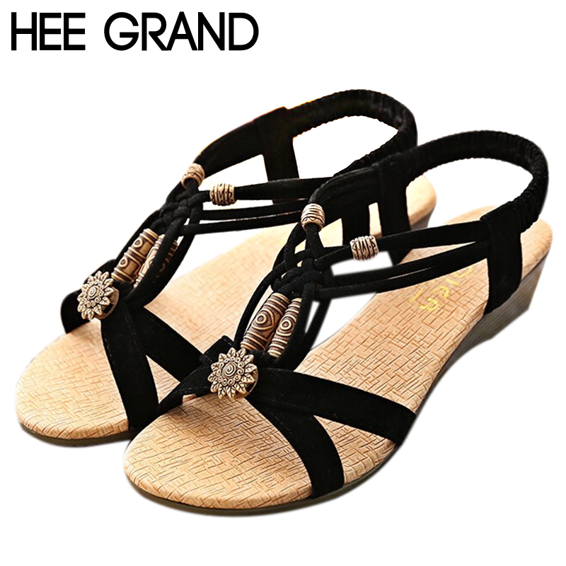 2015 Summer Fashion White Shoes Flat Heel Flip Gladiator Brief Herringbone Flip flop Sandals Flat Women