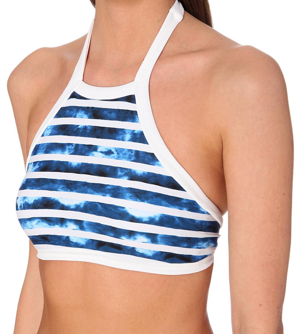 2015 החדשה מותן נמוכה משולש סקסי צוואר גבוה ביקיני סט לדחוף את האבזמים Swimwears Beachwear נשים Swin החליפה חוף רחצה