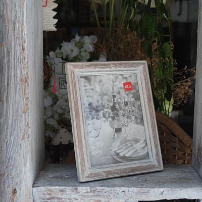 Zakka старый деревянный каркас из рамку 6 дюймов 7 дюймов стекло зеркало можно повесить законодательный