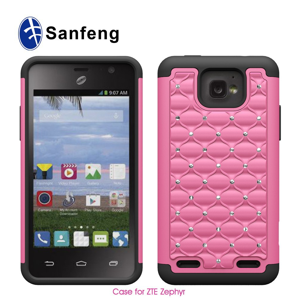Lighting Warehouse Randburg Contact: Wholesale Light Up Phone Case For ZTE Zephyr Z752C